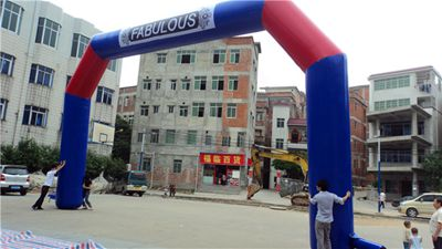 Hight Quality Inflatable Arch Inflatable Advertising Product For Event And Exihibition