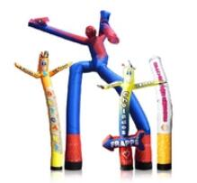 New Design Colorful Blow Up Advertising Man Inflatable Air Dancer