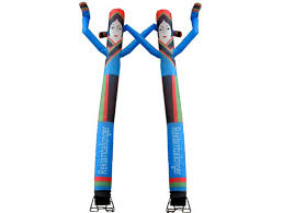 Inflatable Tube Man Sky Dancer for Outdoor Advertising